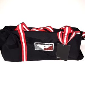 Nike flight gym bag